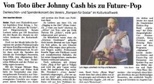 Bericht GZ vom Fluthelden Konzert am 04.11